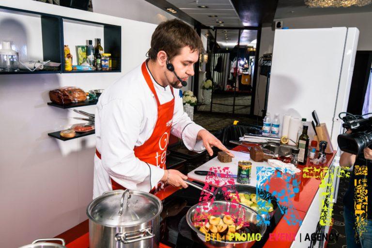 Кулинарный мастер класс Hansa
